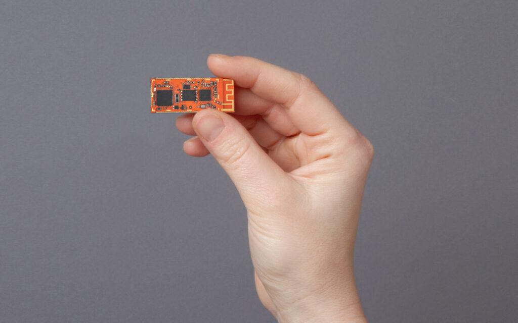 Briki MBC module powered by Meteca