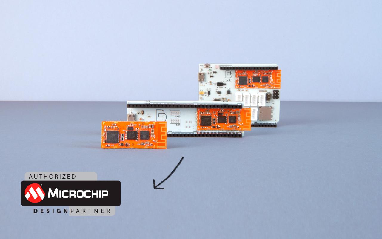Microchip design Partner Meteca Boards