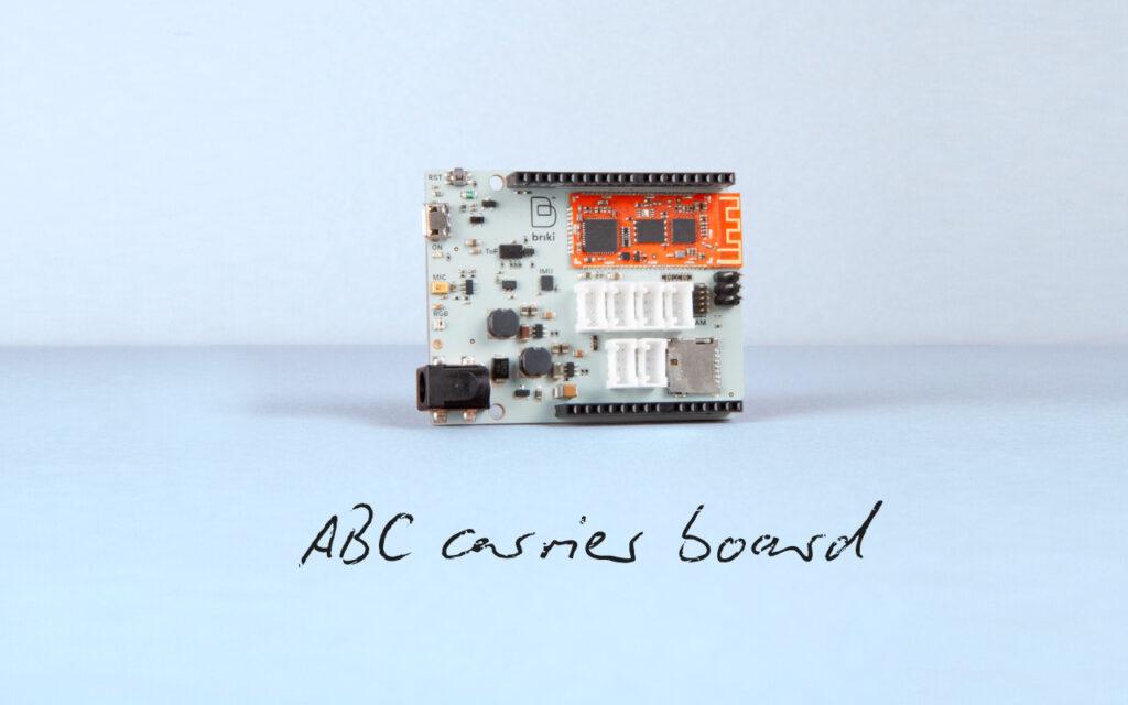 ABC board Briki Meteca