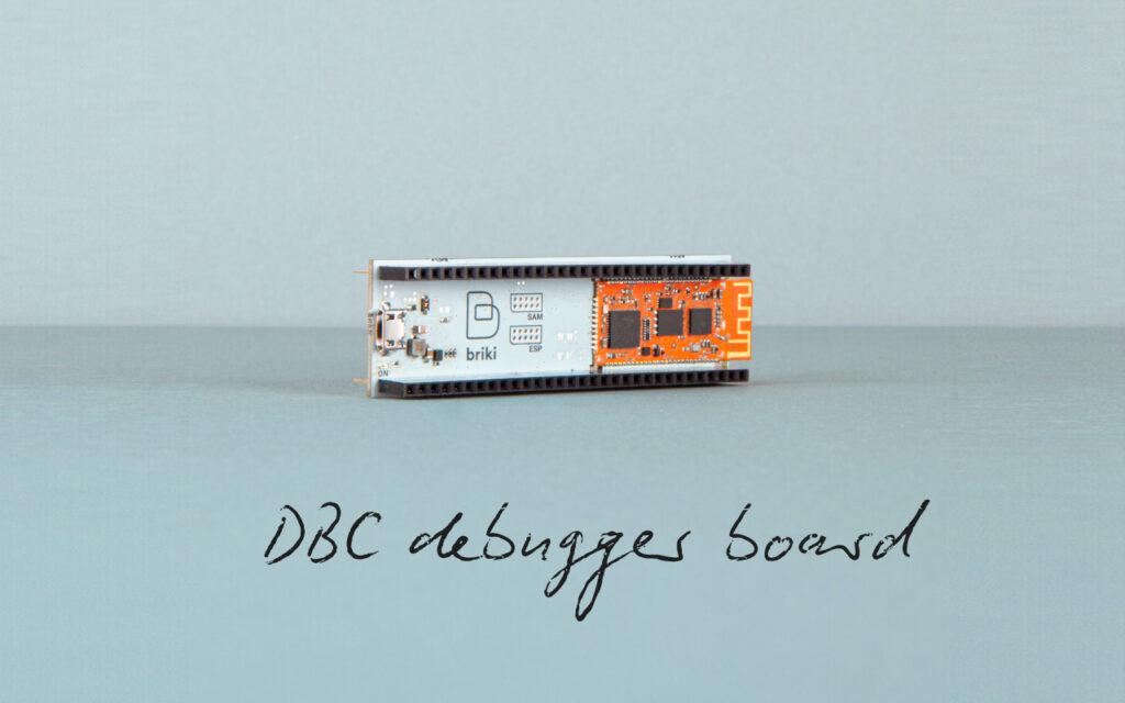 DBC briki board Meteca
