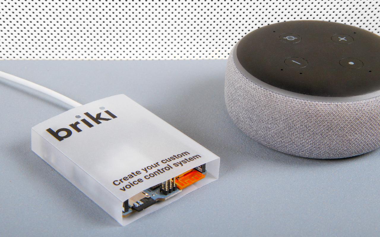 Meteca Voice Control IoT Device