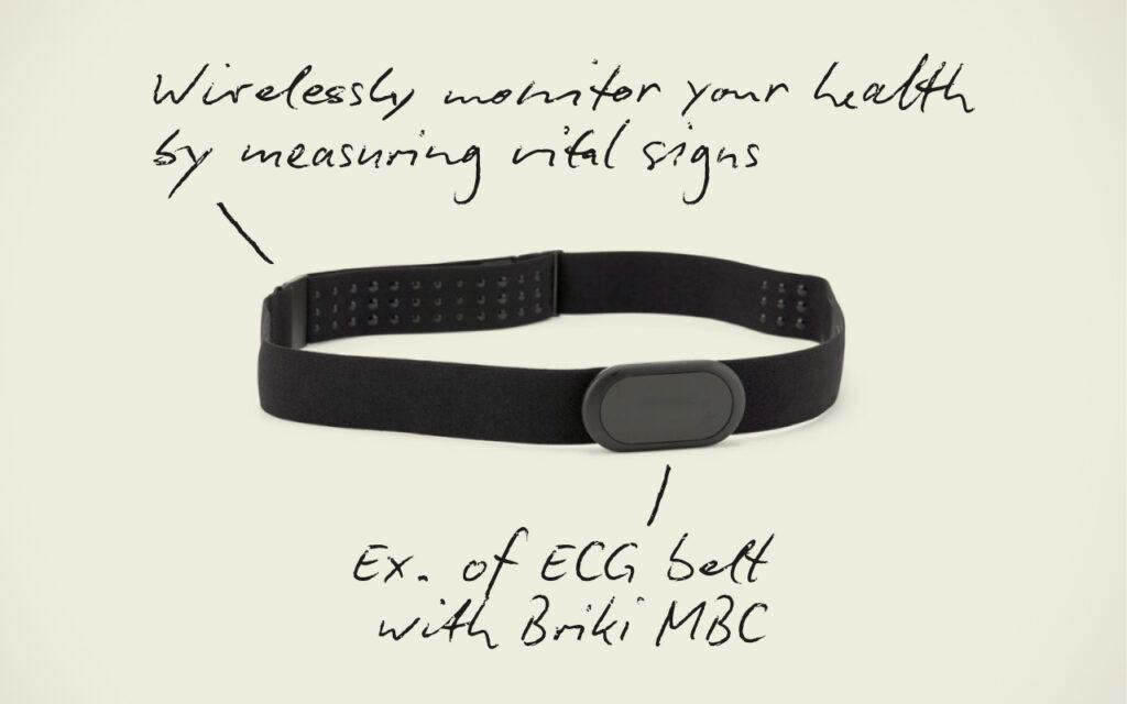 Meteca Blog ECG belt