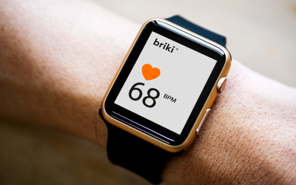 Smartwatch Health Briki